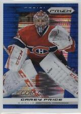 2013-14 Panini Prizm Wal-Mart Blue Pulsar 41 Carey Price Montreal Canadiens Card