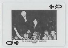 1984 #QC Ray Meyer's 400th Victory Celebration 1966-67 DePaul Blue Demons Meyer