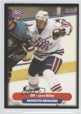 2002 Choice Rochester Americans 15 Norm Milley Buffalo Sabres Rookie Hockey Card