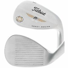 TITLEIST VOKEY SPIN MILLED CHROME C-C 58* LOB WEDGE STIFF STEEL USED