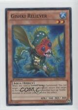 2012 Yu-Gi-Oh! Hidden Arsenal 6: Omega Xyz #HA06-EN009 Gishki Reliever Card