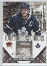 2012 Panini Rookie Anthology #TD-DP Dion Phaneuf Toronto Maple Leafs Hockey Card
