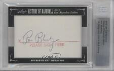 2012 Leaf History of Baseball Cut Signature Edition #ROBL Ron Blomberg Auto Card