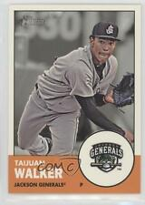2012 Topps Heritage Minor League Edition #213.1 Taijuan Walker Jackson Generals