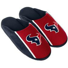 Houston Texans Slippers Jersey Slide House Shoes