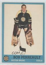 1962-63 Topps #2 Bob Perreault Boston Bruins RC Rookie Hockey Card