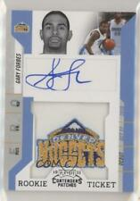 2010-11 Playoff Contenders Patches #133 Rookie Ticket Autograph Gary Forbes Auto