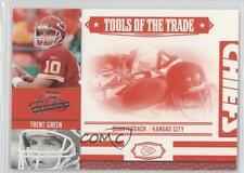 2007 Playoff Absolute Memorabilia Tools of the Trade Red #TOT-140 Trent Green