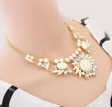 Womens Crystal Bubble Bib Choker Statement 1 Pcs Necklace Mixed New Jewelry​