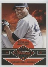 2014 Panini Classics October Heroes #22 Mariano Rivera New York Yankees Card