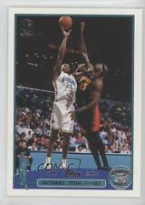 2003 Topps 1st Edition #195 Jamaal Magloire New Orleans Hornets Basketball Card
