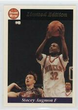 1991-92 Front Row Limited Edition Charter Member 6 Stacey Augmon Basketball Card