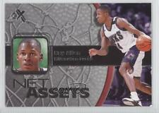 2000-01 EX Net Assets #4NA Ray Allen Milwaukee Bucks Basketball Card