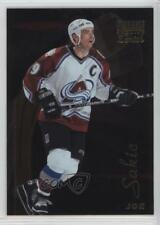 1996-97 Pinnacle Zenith #44 Joe Sakic Colorado Avalanche Hockey Card