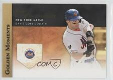 2012 Topps Update Series Golden Moments #GM-U29 David Wright New York Mets Card