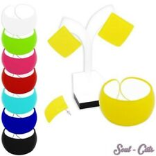 Super Summer Set Bangle with matching Ear plugs in many Colours red blue