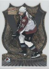 1998-99 Pacific Revolution NHL Icons #3 Peter Forsberg Colorado Avalanche Card