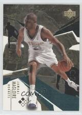 2003 Upper Deck Black Diamond Gold #107 Jamaal Magloire New Orleans Hornets Card