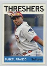 2013 Topps Heritage Minor League Edition #158 Maikel Franco Clearwater Threshers