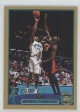 2003-04 Topps Gold #195 Jamaal Magloire New Orleans Hornets Basketball Card
