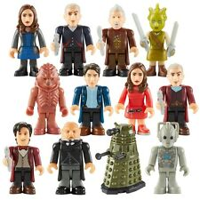 DOCTOR DR WHO Character Building Series 4 - Choose from list - Sealed w/Brix
