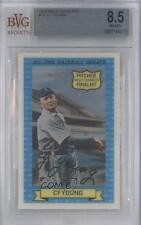 1970 Rold Gold All-Time Baseball Greats #12 Cy Young BVG 8.5 Cleveland Indians