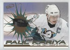 2002 Pacific Atomic Cold Fusion #1 Paul Kariya Anaheim Ducks (Mighty of Anaheim)