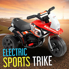 Motorbike Kids Ride On Motorcycle Toy Electric Scooter Car Bike 6V Battery