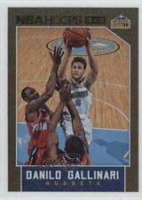 2014-15 NBA Hoops Gold #237 Lavoy Allen Indiana Pacers Basketball Card