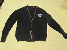 Vintage Postal Sweater  Medium