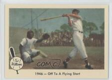 2004 Fleer National Pastime 1959 Reprints #26 Ted Williams Boston Red Sox Card
