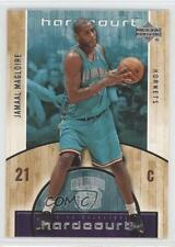 2005 Upper Deck Hardcourt 56 Jamaal Magloire New Orleans Hornets Basketball Card