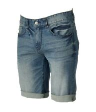 UnionBay Mens Wilder Med Wash Casual Denim Shorts