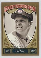 2013 Panini Cooperstown Collection #56 Stan Musial St. Louis Cardinals Card