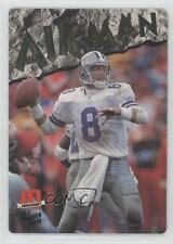 1993 Action Packed All-Madden Team #1 Troy Aikman Dallas Cowboys Football Card