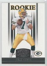 2006 Donruss Gridiron Gear Retail Rookies #154 Ingle Martin Green Bay Packers
