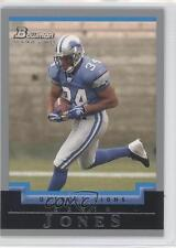 2004 Bowman #112 Kevin Jones Detroit Lions RC Rookie Football Card