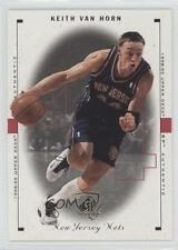 1998-99 SP Authentic #56 Keith Van Horn New Jersey Nets Basketball Card