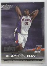 2005-06 Upper Deck ESPN Plays of the Day #PD13 Shawn Marion Phoenix Suns Card