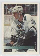 1994 Topps Premier #119 Todd Ewen Anaheim Ducks (Mighty of Anaheim) Hockey Card
