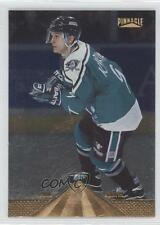 1996 Pinnacle Foil 184 Paul Kariya Anaheim Ducks (Mighty of Anaheim) Hockey Card