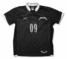 Metallica 2009 Death Magnetic Soccery Jersey Shirt New Official
