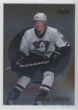 1998-99 Bowman's Best #45 Teemu Selanne Anaheim Ducks (Mighty of Anaheim) Card
