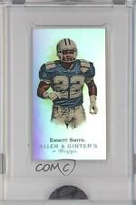 2006 eTopps Allen & Ginter's The World's Champions 9 Emmitt Smith Dallas Cowboys