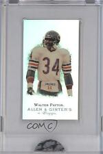 2006 eTopps Allen & Ginter's The World's Champions #10 Walter Payton Card