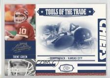 2007 Playoff Absolute Memorabilia Tools of the Trade Blue #TOT-140 Trent Green