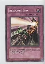2004 Yu-Gi-Oh! Soul of the Duelist #SOD-EN050 Absolute End YuGiOh Card