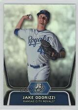 2012 Bowman Platinum Prospects #BPP29 Jake Odorizzi Kansas City Royals Card