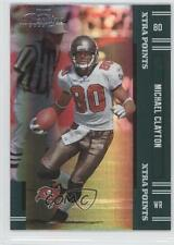 2005 Playoff Prestige Xtra Points Green 133 Michael Clayton Tampa Bay Buccaneers