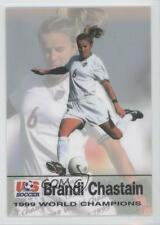 1999 Roox US Soccer Women's National Team Premier Series 109 Brandi Chastain USA